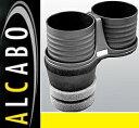 【M's】アウディ TT 8S(2015y-)ALCABO ドリンクホルダー(ブラック カップタイプ)//社外品 アルカボ カップホルダー AUDI AL-M3...
