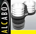 【M's】アウディ TT 8S(2015y-)ALCABO ドリンクホルダー(シルバー カップタイプ)//社外品 アルカボ カップホルダー AUDI AL-M3...
