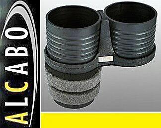 【M's】VW UP! アップ(2012y-)ALCABO 高級 ドリンクホルダー(ブラック)//リア用 アルカボ カップホルダー フォルクスワーゲン VOLKSWAGEN AL-T119B ALT119B