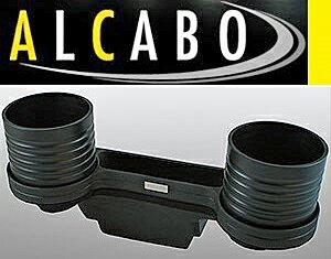 【M's】W204 ベンツ AMG Cクラス(2007y-2013y)ALCABO 高級 ドリンクホルダー(ブラック)//Mercedes-Benz メルセデスベンツ S204 C204 C180 C200 C250 C300 C350 C63 セダン ワゴン クーペ アルカボ カップホルダー AL-M311B ALM311B