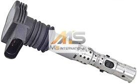 【M's】アウディ A3 S3(8L) A4(8E) A6(4B) TT(8N) イグニッションコイル (1本)//AUDI 優良社外品 06A-905-115D 06A905115D 06B-905-115R 06B905115R