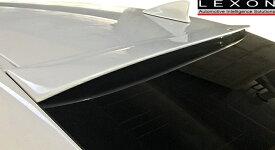 【M's】トヨタ クラウン アスリート/ロイヤル 210系 後期 (2013/1-) LEXON ルーフウイング//レクソン TOYOTA CROWN ATHLETE エアロ エアロパーツ ルーフスポイラー 社外品 未塗装