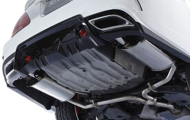 【M's】クラウン アスリート 18 後期(H17.10-H20.1)左右 出し マフラー / AIMGAIN エアロ 専用 // トヨタ TOYOTA CROWN ATHLETE GRS 180 181 184 / 純VIP GT