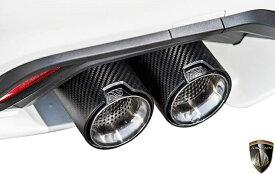 【M's】トヨタ 220 クラウン RS (2018y-) AIMGAIN エアロ専用 カーボンショットマフラー(2.5HYBRID 2WD専用)//純VIPスポーツ エイムゲイン カスタム シンプル TOYOTA CROWN クラウンRS 220クラウン 220系 GWS224 AZSH20 ARS220