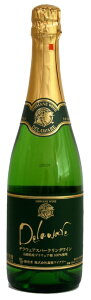 島根ワイナリー島根わいん発泡性果実酒デラウェアスパークリングワイン720ml箱なし
