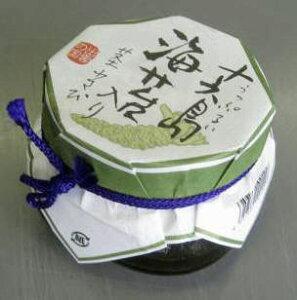 キンヤ 佃煮 十六島海苔(うっぷるいのり)入り佃煮 茎わさび 130g 2個セット