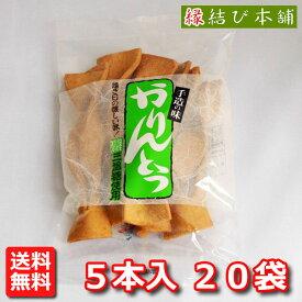 三栄油菓 硬い!手造りかりんとう 10袋×2箱【送料無料】