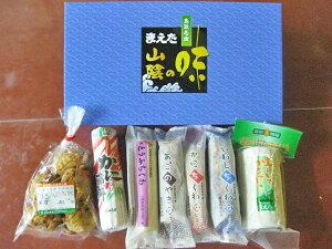 前田商店 山陰の味セット (人気の豆腐ちくわなど各種詰め合わせ)