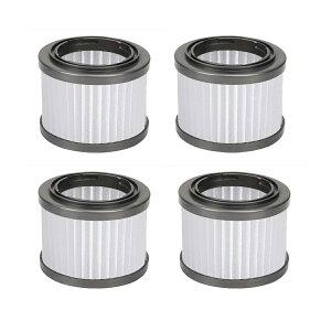APOSEN H10 コードレス掃除機 専用フィルター 交換用フィルター(4個セット)