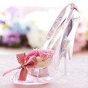 プリザーブドフラワー ギフト シンデレラ 誕生日 プレゼント 電報 結婚式 記念日 お祝い ガラスの靴 女性 シンデレラ…