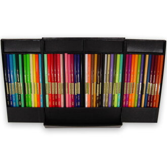 48 colors of Sanford charisma color colored pencil soft set high quality colored pencil / old プリズマカラー / treasuring / oiliness colored pencil / soft colored pencil / and straw worth software core
