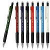 费伯锥设计系列 II TK 罚款抓地力机械铅笔 0.5 m m (メタリックワイン / 金属蓝 / メタリックブラック / 金属绿色)