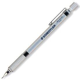 【メール便可】 シャーペン ステッドラー 製図用シャープペンシル シルバーシリーズ 92525 (0.3mm/0.5mm/0.7mm/0.9mm/1.3mm/2.0mmから選択) 【STAEDTLER】【建築士】【シャープペン】