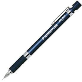【メール便可】 ステッドラー 製図用シャープペンシル シャーペン ナイトブルーシリーズ 92535 (0.3mm/0.5mm/0.7mm/0.9mm/2.0mmから選択) 【STAEDTLER】【建築士試験用】【シャープペン】