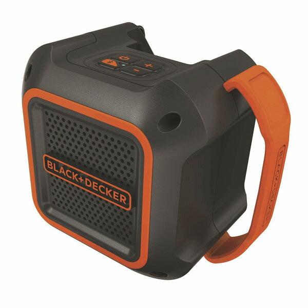 ブラックアンドデッカー Bluetoothスピーカー BDCSP18−JP
