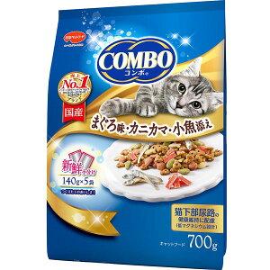 日本ペットフード ミオコンボ マグロ味・カニカマブレンド700g