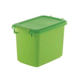 リッチェル ペット用 フードキーパー 3.5 グリーン 犬猫小動物用