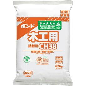 【セット販売:6個】コニシ 木工用ボンド詰替え用 CH38 3kg