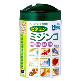 キョ-リン ひかりFDビタミンミジンコ 12g