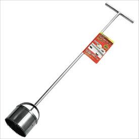 ガーデンヘルパー(GardenHelper) ステンレス ロングマルチ穴あけカッター穴径80 HCL-80