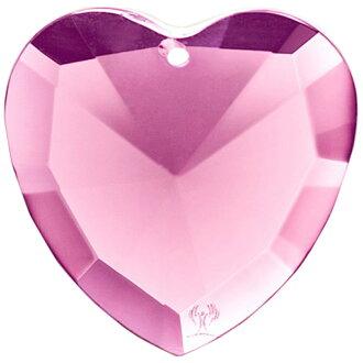 没有Lihit方法然后色情他的粉红的光心形水晶环形别针的(LichtWesen rihitouezenrihitovezenerohimu的光)LW-EH03日本国里面的正规的物品