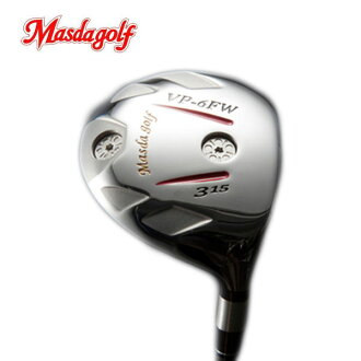 MASDA GOLF Masuda golf VP-6 Fairwaywood 10P03Dec16