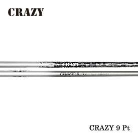 【テーラーメイド Mシリーズ/R15 スリーブ装着シャフト】 CRAZY クレイジー CRAZY 9 Pt