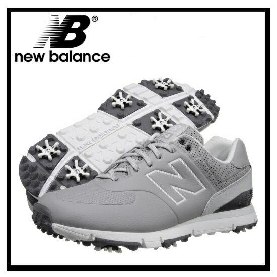 【希少!大人気!】【入手困難】【メンズ ゴルフシューズ】NEW BALANCE (ニューバランス) NBG574 (GREY) 574 グレー 【幅(D)(2E)(4E)】 ENDLESS TRIP(エンドレス トリップ)