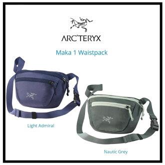 ARC'TERYX Arc'Teryx 马克莱莱 1 WAISTPACK (咖 1 Westpac) 腰袋挎包 17,171 无止境的旅途 (无休止的旅行)