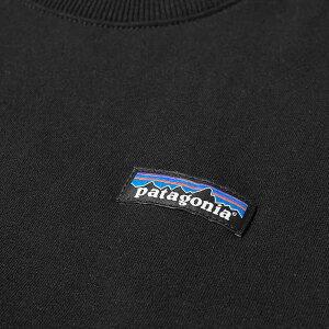 【希少!!大人気!ユニセックスサイズ】patagonia(パタゴニア)UPRISALCREWSWEATSHIRT(スウェットTシャツ)メンズレディースカットソーロンTトップス裏起毛BLACK(ブラック)39543-BLKエンドレストリップ