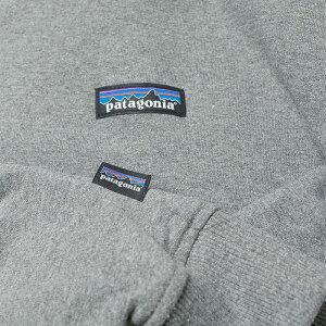 【希少!!大人気!ユニセックスサイズ】patagonia(パタゴニア)UPRISALCREWSWEATSHIRT(スウェットTシャツ)メンズレディーススウェットトップス裏起毛GRAVELHEATHER(グレー)39543-GLHエンドレストリップ