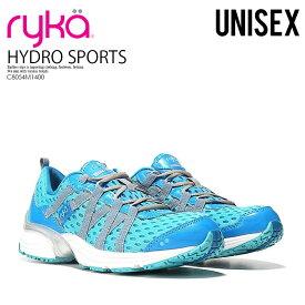 【日本未入荷!希少!ユニセックス モデル】 RYKA (ライカ) HYDRO SPORTS (ハイドロ スポーツ) レディース ダンスシューズ フィットネスシューズ エクササイズシューズ BLU/SLVR (ブラック/シルバー) C8054M1400 ENDLESS TRIP ENDLESSTRIP エンドレストリップ