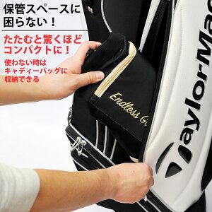 送料無料ゴルフクラブケース練習用軽量大容量8本以上収納可能3ポケットゴルフバッグゴルフケースソフトケース打ちっ放しキャディバッグバッグインメンズレディースユニセックス男女兼用折りたたみショルダー1年保証ENDLESSGOLF