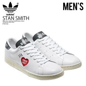 【希少!大人気!】 adidas (アディダス) STAN SMITH HUMAN MADE (スタンスミス ヒューマン メイド) スニーカー シューズ 靴 メンズ FTWWHT/OWHITE/GOLDMT (ホワイト/ゴールド) FY0735 ENDLESS TRIP ENDLESSTRIP エンドレストリップ