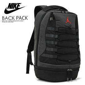 ef8741864d93 NIKE (ナイキ) JORDAN RETRO 10 BACKPACK (ジョーダン レトロ10 バックパック) メンズ/レディース デイパック  リュック BLACK/DARK SHADOW/TRUE RED (ブラック/ ...