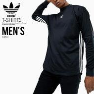 【希少!入手困難!メンズTシャツ】adidas(アディダス)AUTHENTICSTRIPEJERSEY(AUTHSTRJRSY)(オーセンティックストライプジャージ)MENSLADYSメンズレディースTシャツ長袖BLACK/WHITE(ブラック/ホワイト)カリフォルニアDJ2866ENDLESSTRIPENDLESSTRIP