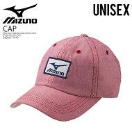 【日本未入荷!入手困難!】MIZUNO(ミズノ)OXFORDGOLFCAP(オックスフォードゴルフキャップ)帽子メンズレディースRED(レッド)260267-1010ENDLESSTRIPエンドレストリップ