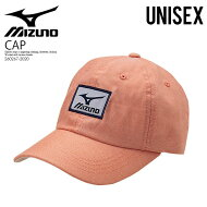 【日本未入荷!入手困難!】MIZUNO(ミズノ)OXFORDGOLFCAP(オックスフォードゴルフキャップ)帽子メンズレディースORANGE(オレンジ)260267-2020ENDLESSTRIPエンドレストリップ