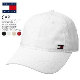 【希少!大人気!】 TOMMY HILFIGER トミー ヒルフィガー ローキャップ カーブキャップ DAD HAT BILLY CORNER FLAG CAP ユニセックス メンズ レディース 6942926 017 BLACK(ブラック)100 WHITE(ホワイト)/ 270(ストーン)/ 416(ネイビー)/ 611(レッド)/ 681(クリスタル ローズ)