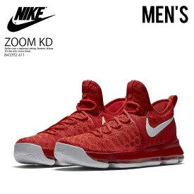 楽天お買い物マラソン 【入手困難!大人気!メンズ モデル】 NIKE(ナイキ)ZOOM KD 9 (ズーム) MENS スニーカー ケビン・デュラント バスケットボール UNIVERSITY RED/WHITE (レッド/ホワイト) 843392 611 ENDLESS TRIP ENDLESSTRIP エンドレストリップ