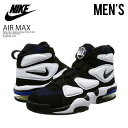0ebd2f5472b881 NIKE (Nike) AIR MAX 2 UPTEMPO  94 (Air Max 2 up tempo) MENS sneakers  basketball WHITE BLACK-ROYAL BLUE (white   black   blue) 922934 101 ENDLESS  TRIP pickup