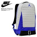 NIKE (Nike) JORDAN RETRO 13 BACKPACK (13 Jordan nostalgic backpacks) men s    Lady s day pack rucksack WHITE HYPER ROYAL (white   blue) 9A1898 W4W  ENDLESS ... b8c29a210eb72
