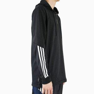 【大人気!希少!ユニセックス】adidas(アディダス)SKATEBOARDINGANDLTDCRNERDHOODIE(スケートボーディングフーディー)パーカートップスメンズレディースBLACK/WHITE/BLACKREFLECTIVE(ブラックホワイト)DH3918