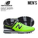 【大人気!希少! メンズ モデル】 NEW BALANCE(ニューバランス)NBG518 GOLF SHOES MENS ゴルフシューズ スパイクレス…