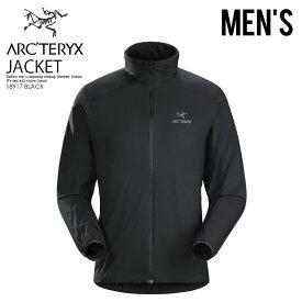 楽天スーパーSALE!【希少! 大人気! メンズ ジャケット】 ARC'TERYX (アークテリクス) NODIN JACKET MEN'S (ノディン ジャケット メンズ) 登山 アウトドア レインウエア アウター BLACK (ブラック) 18917 アスレジャー スポーツミックス ENDLESS TRIP