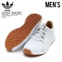 【入手困難!メンズ ゴルフシューズ】 adidas (アディダス) ADICROSS PPF (アディクロス) メンズ MENS GOLF SHOES スパ…