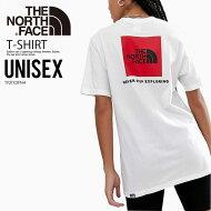 【希少!入手困難!ユニセックス】THENORTHFACE(ノースフェイス)S/SREDBOXTEE(レッドボックスTシャツ)メンズレディースカットソートップスTNFWHITE(ホワイト)T92TX2FN4エンドレストリップ