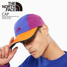 お買い物マラソン!【日本未入荷!入手困難!】THE NORTH FACE (ノースフェイス) '92 RETRO RAGE BALL CAP (レトロ レージ ボール キャップ) 帽子 小物 ナイロン キャップ メンズ レディース AZTEC BLUE/PERSIAN ORANGE (ブルー オレンジ) T93FK7AL3-OS エンドレストリップ