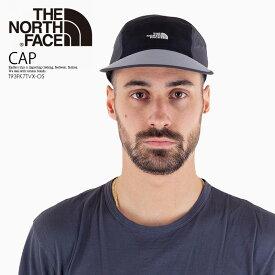 【日本未入荷!入手困難!】THE NORTH FACE (ノースフェイス) '92 RETRO RAGE BALL CAP (レトロ レージ ボール キャップ) 帽子 小物 ナイロン キャップ メンズ レディース BLACK/MID GREY (ブラック グレー) T93FK7TVX-OS エンドレストリップ