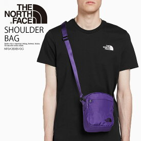 【入手困難!希少!】THE NORTH FACE (ノースフェイス) CONVERTIBLE SHOULDER BAG (コンバーチブル ショルダー バッグ) メンズ レディース 斜めがけ バッグ 紫 HEROPRPL/TNFBLK (パープル) NF0A3BXBV0G エンドレストリップ